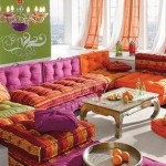 Salons Marocains 2015 Colorés - 2