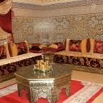 Salons Marocains 2015 Nouvelle déco - 4
