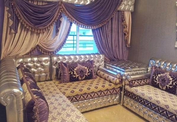 Salons Marocains 2015 Nouvelle déco | Déco