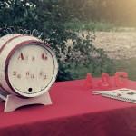 Urne Mariage en Bois