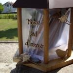 Urne Mariage en Bois - 7