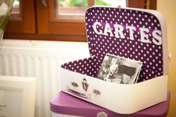 urne mariage original d co. Black Bedroom Furniture Sets. Home Design Ideas
