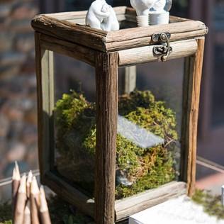 urne mariage original 8 d co. Black Bedroom Furniture Sets. Home Design Ideas
