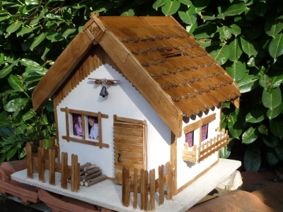Terrasse en bois maison