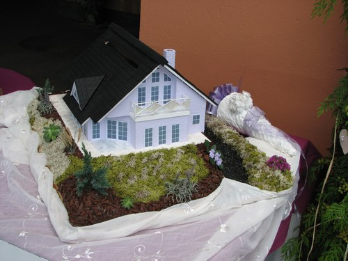 urne mariage maison 2 d co. Black Bedroom Furniture Sets. Home Design Ideas