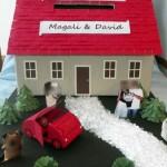 Urne Mariage Maison