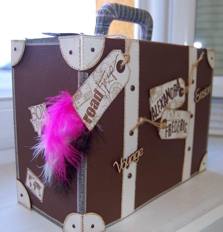 urne mariage voyage 8 d co. Black Bedroom Furniture Sets. Home Design Ideas