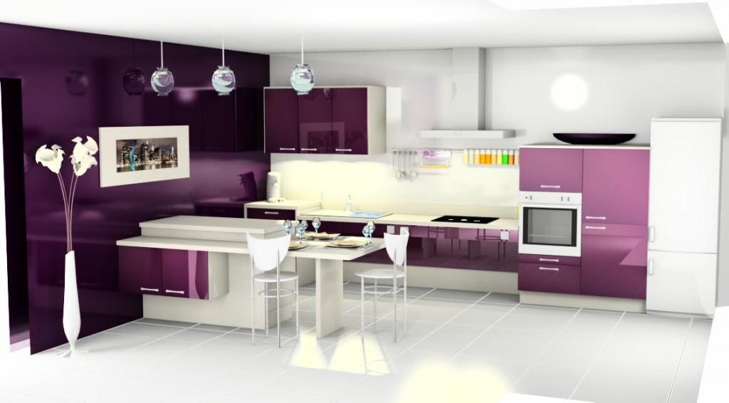 Les plus beaux cuisines design du monde d co for Cuisines design 2014