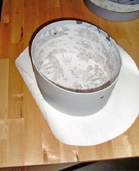 Création Urne Mariage Gâteau - Pas 2