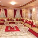 Décoration et Salons marocains 2015 - 4