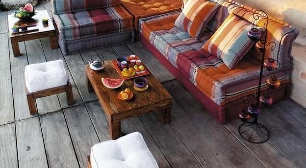d coration et salons marocains 2015 8 d co. Black Bedroom Furniture Sets. Home Design Ideas