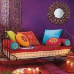 Salons marocains 2015 Décoration colorée - 4