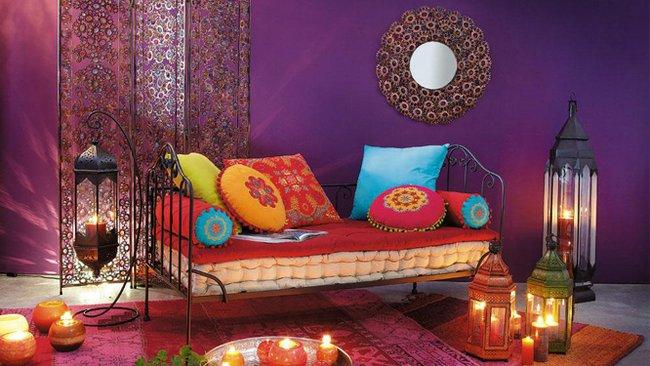 Petit salon marocain 2015 en différente couleurs