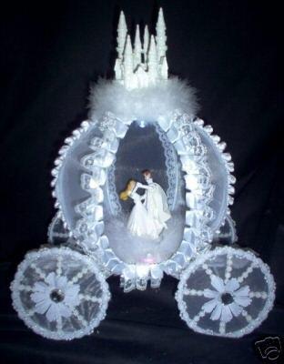 Urne Mariage Carrosse - 3