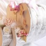 Urne mariage fait main