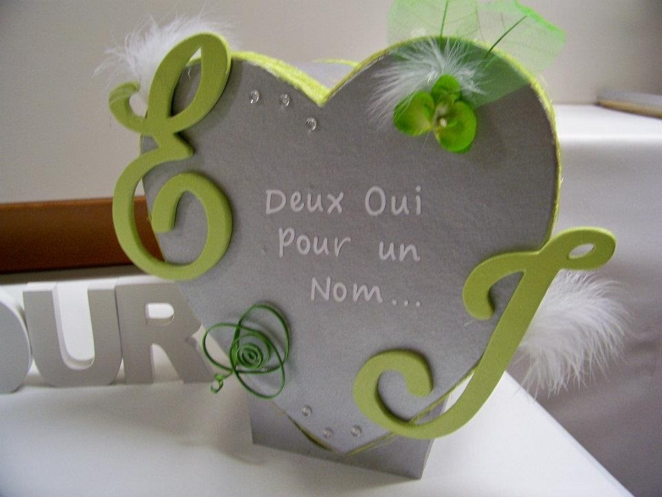 Urne mariage personnalis e 2 d co for Decoration urne de mariage