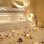 Chambre à coucher romantique pour la Saint Valentin - 2