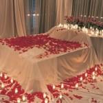 Chambre à coucher romantique pour la Saint Valentin - 5
