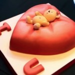 Décoration du Gâteau de la Saint Valentin - 1