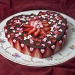 Décoration du Gâteau de la Saint Valentin - 2