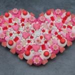 Décoration du Gâteau de la Saint Valentin - 5