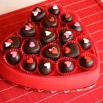 Décoration du Gâteau de la Saint Valentin - 7