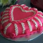 Décoration de gâteau de la Saint Valentin - 9