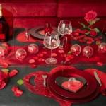 Décoration de tables pour la Saint Valentin - 1