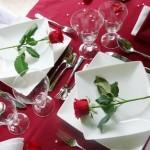 Décoration de tables pour la Saint Valentin - 5
