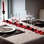Décoration de tables pour la Saint Valentin - 6
