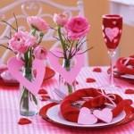 Décoration de tables pour la Saint Valentin - 7