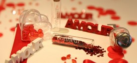Décoration de tables pour la Saint Valentin