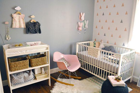Belles Chambres Bébé Fille | Déco