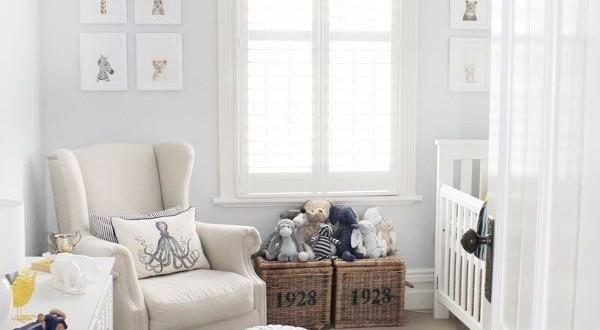Belles Chambres Bébé Fille - 5 | Déco