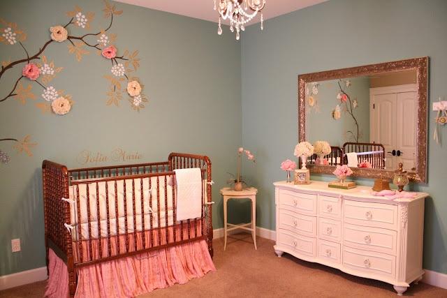Belles Chambres Bébé Fille - 7 | Déco
