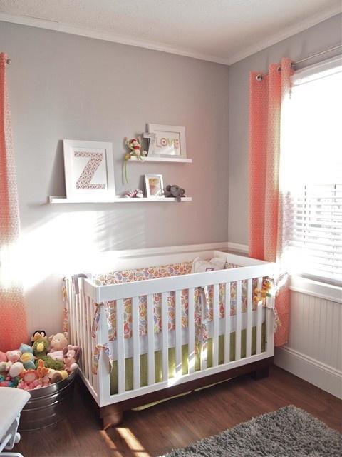 Belles Chambres Bébé Fille - 8 | Déco