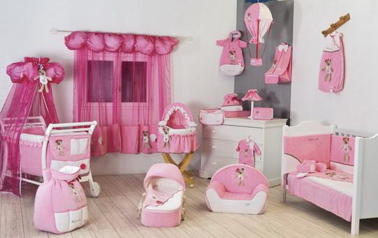 Accessoires pour chambre de bébé - 2
