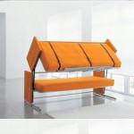 Canapé convertible pratique et design - 1