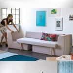 Canapé convertible pratique et design - 3