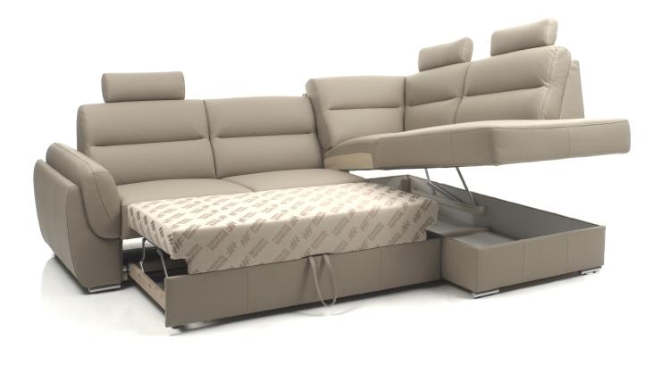 Canapé d'angle convertible le plus tendance - 2