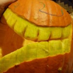 Comment faire une Citrouille Halloween - 4