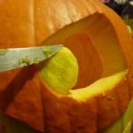 Comment faire une Citrouille Halloween - 5