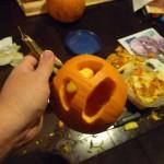 Comment faire une Citrouille Halloween - 6