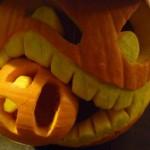 Comment faire une Citrouille Halloween - 7
