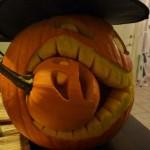Comment faire une Citrouille Halloween - 8