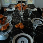 Décoration Table d'Halloween 2016 - 3