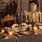 Décoration Table d'Halloween 2016