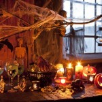 Décoration Table d'Halloween 2016 - 7
