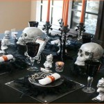 Décoration Table d'Halloween 2016 - 8