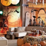 Décoration d'Halloween 2016